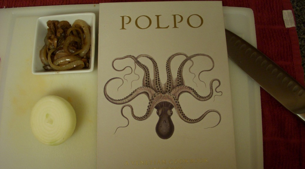 Polpo a Venetian Cookbook
