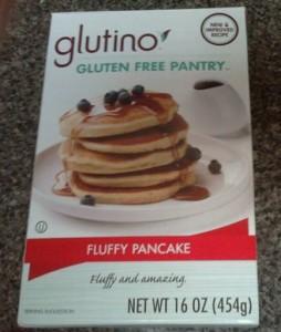 Glutino gluten-free pancake mix
