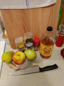 apple and pear compote recipe